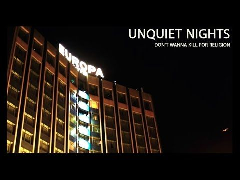 DON'T WANNA KILL FOR RELIGION - Unquiet Nights (Official Video)