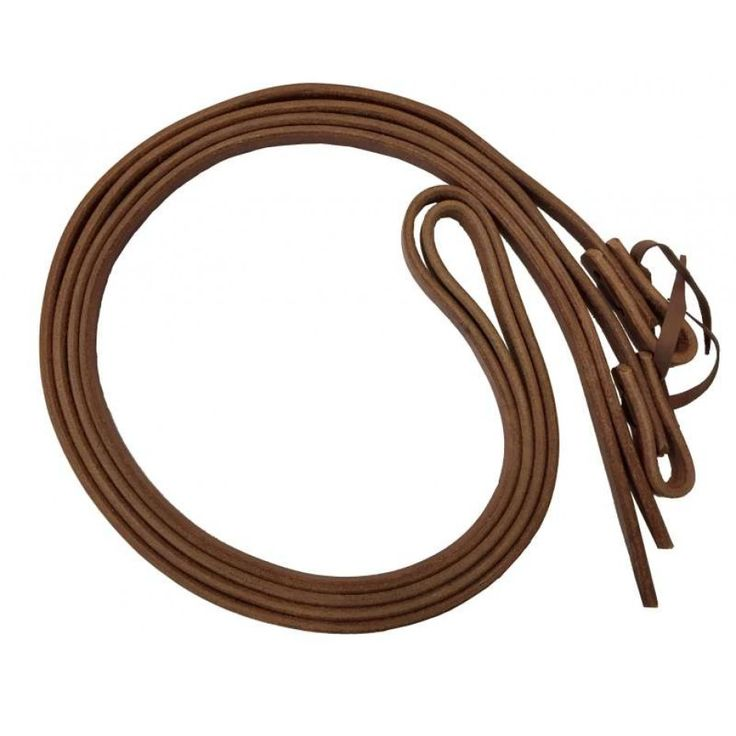 TTS REINS HARNESS LEATHER 5/8 INCH HERMAN OAK A premium quality set of leather reins made for everyday use! $95.00