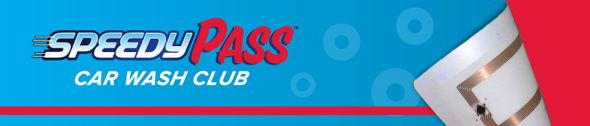Speedy Pass (car wash by Price Chopper) for Ultimate/Supreme wash - Monthly or yearly pass