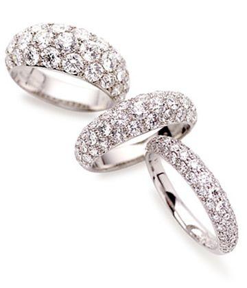結婚指輪 - ギメル - Pt パヴェリング パヴェの結婚指輪・マリッジリングの一覧❤