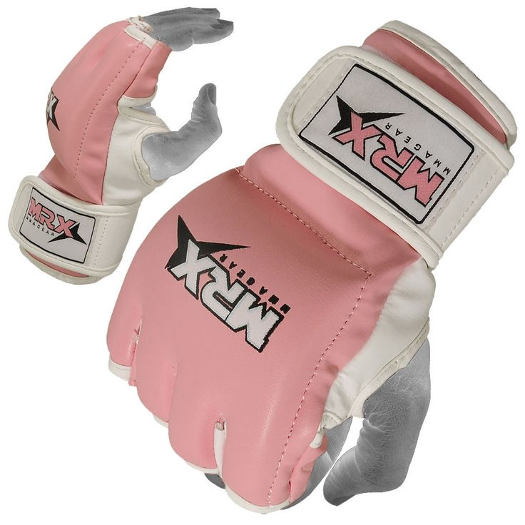 cool MRX MMA Gloves Ladies Boxing UFC Cage Fight Gear Women Grappling Glove, Pink   Check more at http://harmonisproduction.com/mrx-mma-gloves-ladies-boxing-ufc-cage-fight-gear-women-grappling-glove-pink/