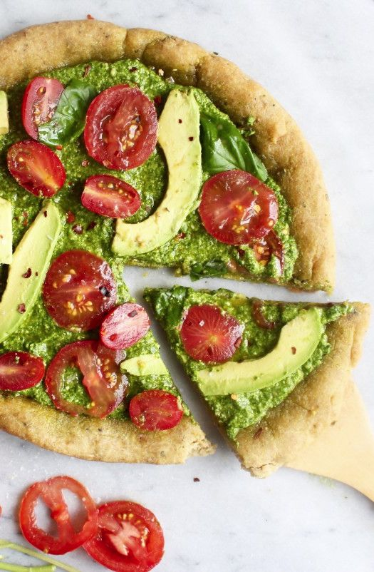 This Vegan Recipe Will Feed Your Pizza Addiction in a Healthy Way