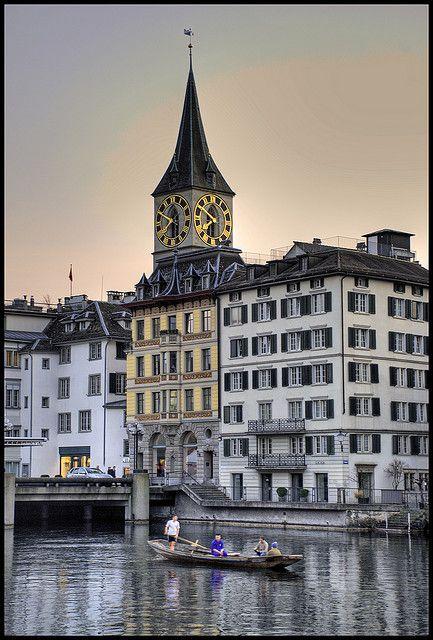Zurich HauptBahnhoff, Zurich, Switzerland