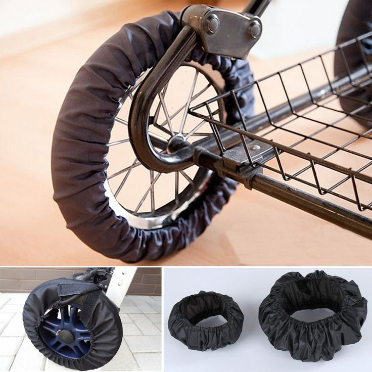 >> Click to Buy << 1 PCS Maclaren Stroller Accessories Wheels Covers for18~25 CM Wheelchair Baby Carriage Pram Throne Pushchair Poussette #Affiliate
