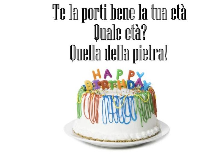 frasi di buon compleanno simpatiche - Cerca con Google