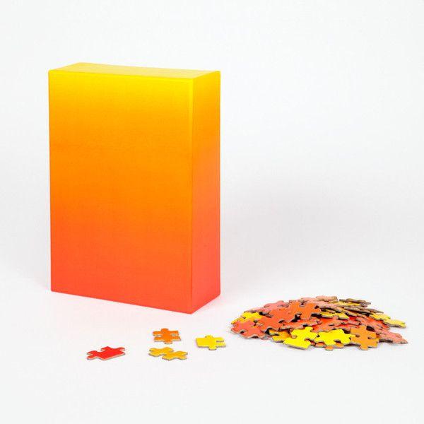 Gradient Color Puzzle