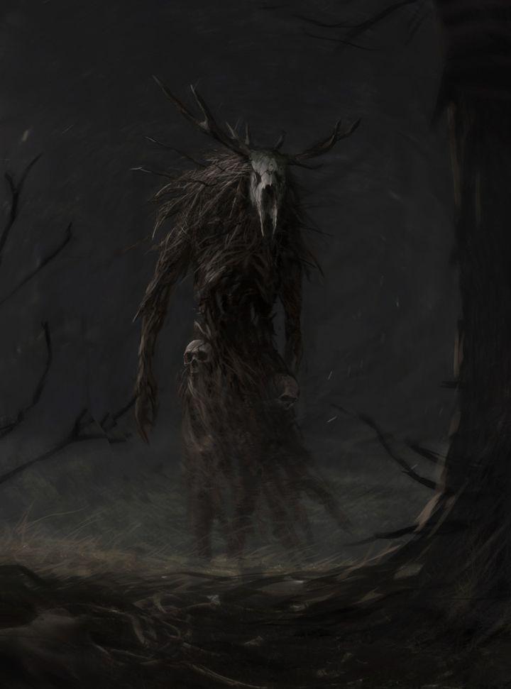 Deep Forest by Artem Demura