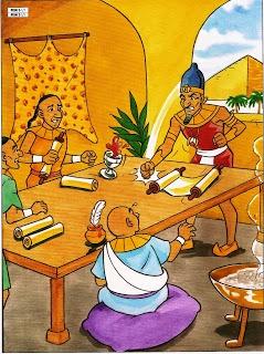 La vie de Moïse (visuels) - Levangelisation (section Enfants)