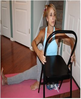 235 Best Images About Yoga Amp Chair On Pinterest Yoga