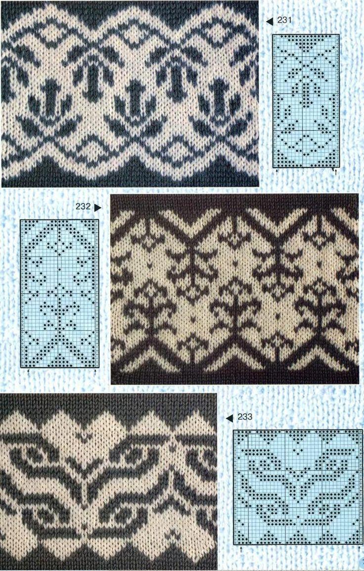 Knitting Chart No Stitch : De beste bildene om masker og mønstre på pinterest