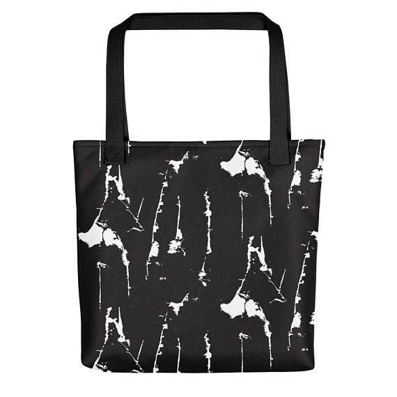 """stylish and sleek, this tote will have you running your errands in style!   • 100% spun polyester weather resistant fabric • Bag 15"""" x 15"""" (38.1cm x 38.1cm) • Capacity – 2.6 US gal (10l) • Maximum weight limit – 11lbs (5kg) • Dual handles 100% natural cotton bull denim • Handle length 11.8"""" (30 cm), width 1"""" (2.5cm) • Made in America #totebag #tote #stylishtote #graphictote #shoppingbag #etsy #etsyseller #etsyfinds #bags #purse"""