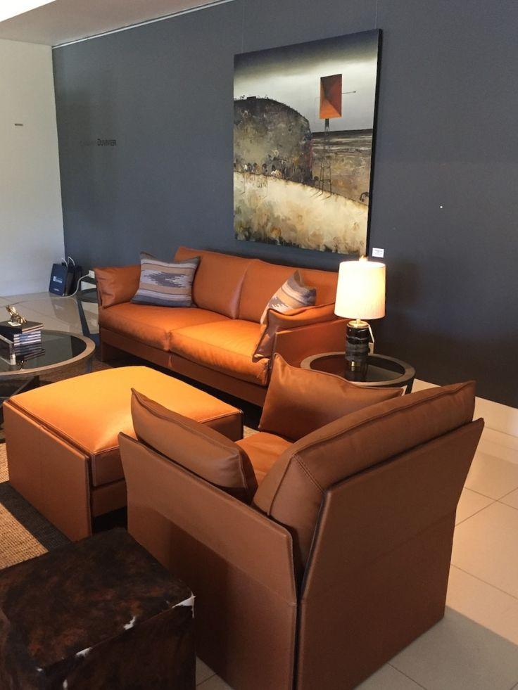 DUVIVIER CANAPES - Magasin DOMO Australia canapés cuir haut de gamme High quality leather sofas
