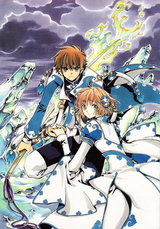 Syaoran & Sakura | Tsubasa Reservoir Chronicle #manga
