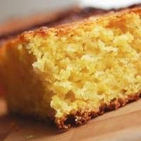 "about.com's cornbread is a good Yankee-style cornbread: sweet (with honey), melted butter, half-and-half, and equal parts cornmeal and flour. Good, in its genre. But ""Basic"", as it's described? Thousands of Southerners would say, ""Not hardly!"""