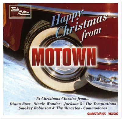 VA - Happy Christmas From Motown