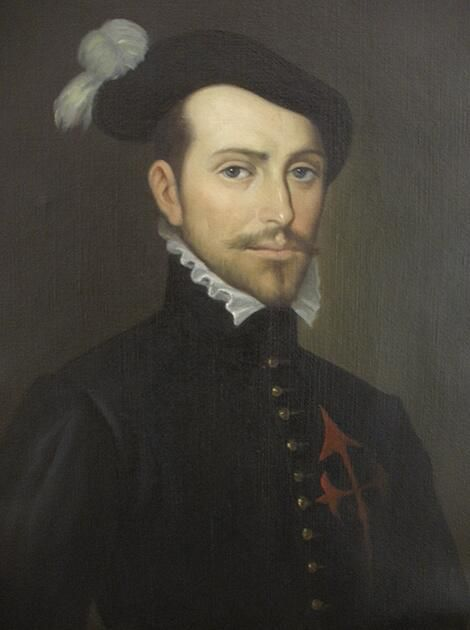 Hernán Cortés de Monroy y Pizarro, 1st Marquis of the Valley of Oaxaca, 1485 –1547) was a Spanish Conquistador who led an expedition that caused the fall of the Aztec Empire and brought large portions of mainland Mexico under the rule of the King of Castile in the early 16th century.