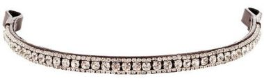 Check out the deal on Horze Graham Crystal Browband at Chicks Discount Saddlery