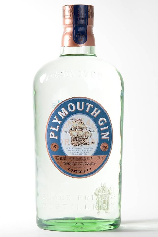 Traditional gin for old school stories.