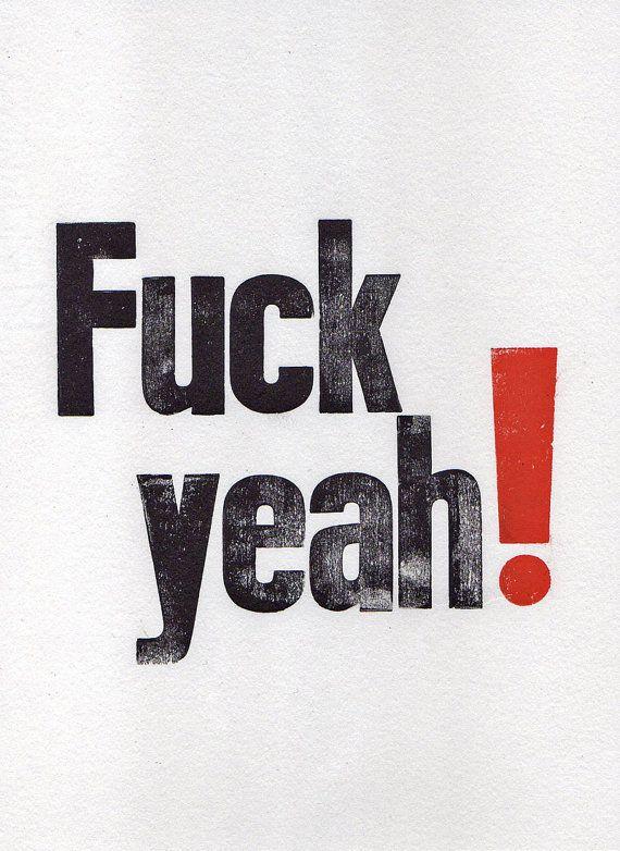 Fuck yeah!!