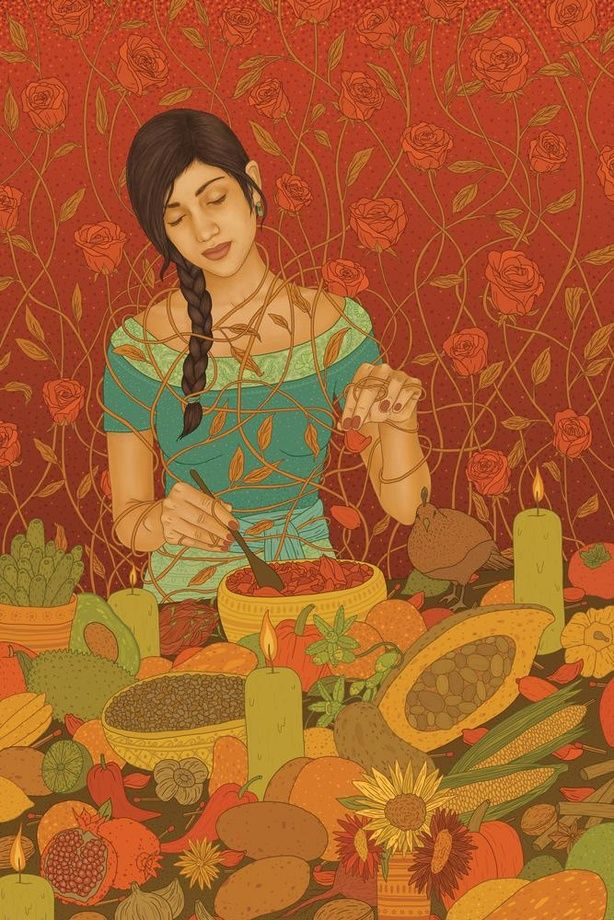like water for chocolate symbolism in food Why should you care about food in laura esquivel's like water for chocolate   symbolism, imagery, allegory  what eggsactly is going on with this food.