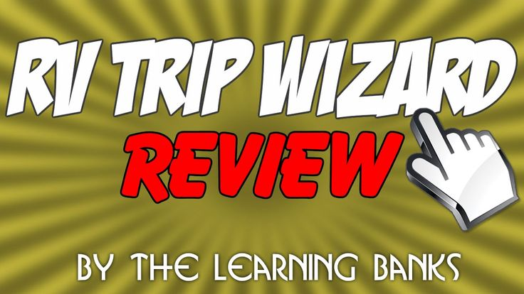 RV Trip Wizard Review - Best RV Trip Planner App to Create Google Maps R...