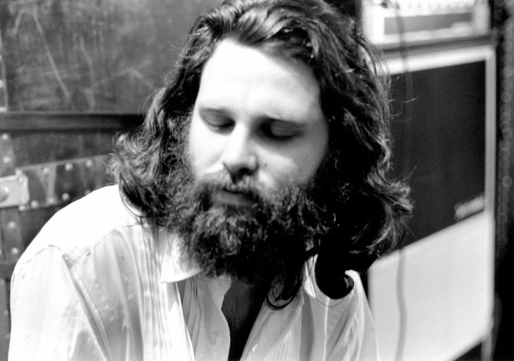 With the letters in 'Mr. Mojo Risin', a nickname Jim used for himself, you can spell Jim Morrison.