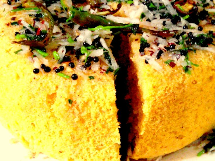 Dhokla - fluffy and spongy veg food - Recipe of Gujarat by TASTE INDIA