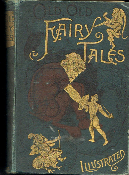 Old Fairytale Book Cover ~ Best fairy tale books images on pinterest