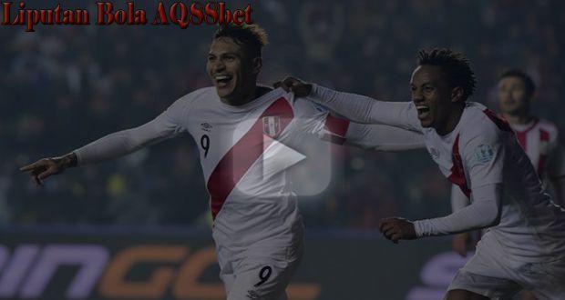Agen Copa America - Highlights Pertandingan Peru 2-0 Paraguay (Copa America) 04/07/2015