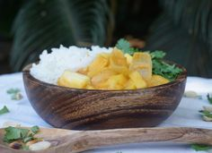 My fellow curry lovers – it's about time to add another one to the list!  I've been wanting to recreate this dish for ages, as it's been accompanying me for about 3 years during my bachelor studies. While studying in the Netherlands, I discovered the most delicious Pineapple Massaman Curry at this small Thai...Read More »