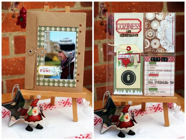 JYC 2012 - 6th Dec - Coziness at Christmas - Daphne - dapfniedesign
