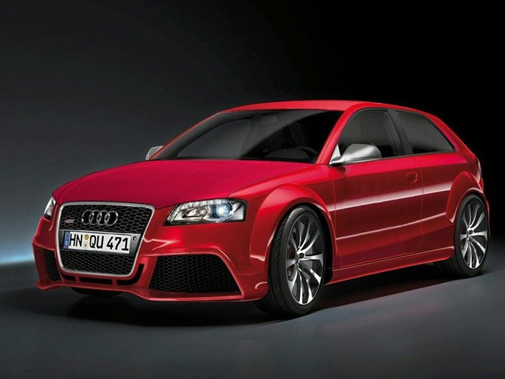 "ana's red audi a3 - ""the submissive special"" - fifty shades of grey"