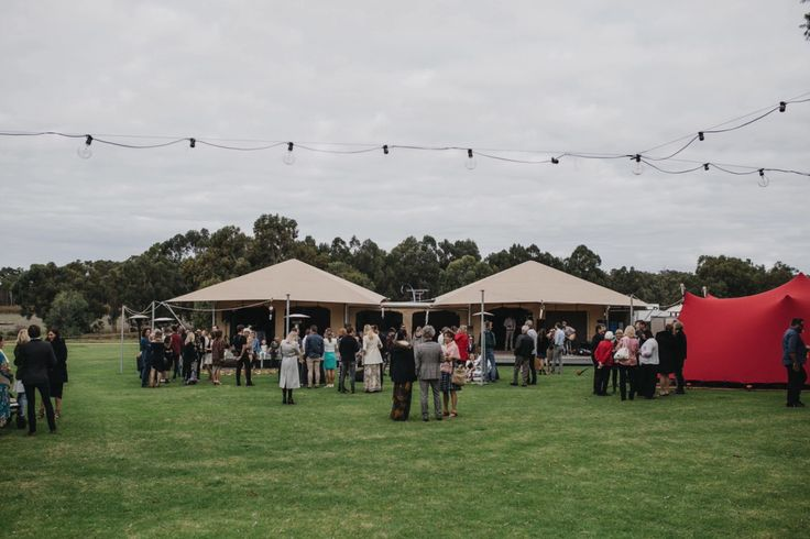Wedding - Silversprings Cottages, Margaret River, Eco Glamping Tent