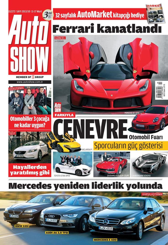 Autoshow Dergisi 11 - 17 Mart sayısı yayında! Hemen okumak için: http://www.dijimecmua.com/autoshow/