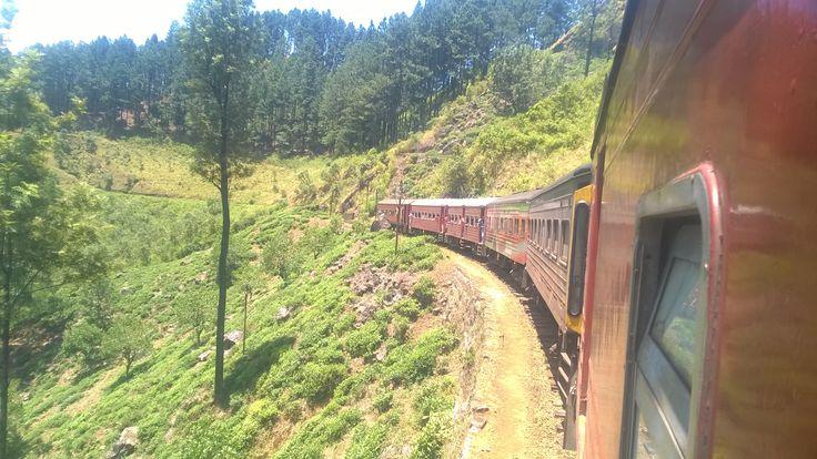 Badulla - Colombo Train