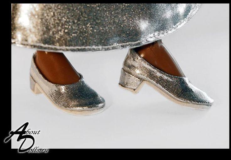 Обувь для самодельной куклы