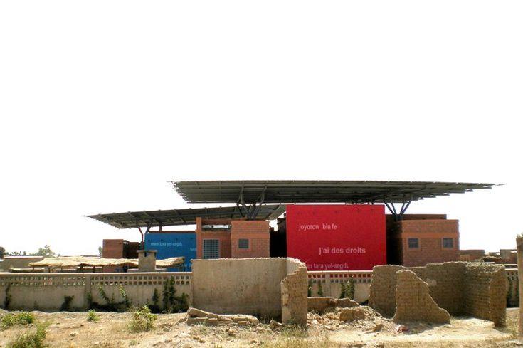 CBF Centre pour le Bientre des Femmes, Ouagadougou, 2007 - FAREstudio