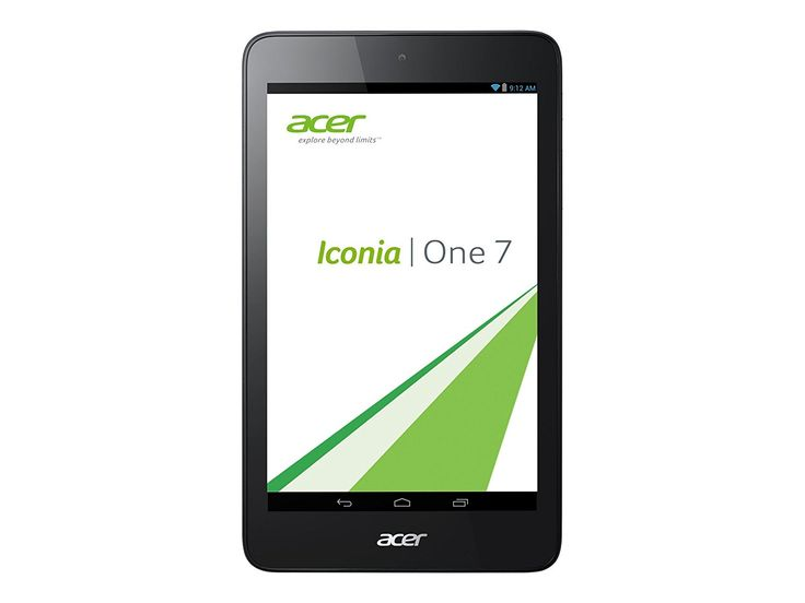 "Acer B1-750-11G7 7 inch Intel Atom Z3735G 1.33GHz 1GB DDR3L 16GB4 eMMC Android 4.4 Tablet (Black)   7"" Android 4.4 16GB 1GB Blk Read  more http://themarketplacespot.com/acer-b1-750-11g7-7-inch-intel-atom-z3735g-1-33ghz-1gb-ddr3l-16gb4-emmc-android-4-4-tablet-black/"