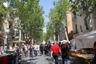 Vilanova i la Geltrú dia a dia: Àlbum a fotografies a FLICKR de Sant Jordi 2013