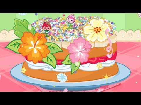 Come bake some delicious cakes and desserts in this fun video game gameplay  video for kids. Strawberry Shortcake Bake Shop is a fun free game for kids  with ...
