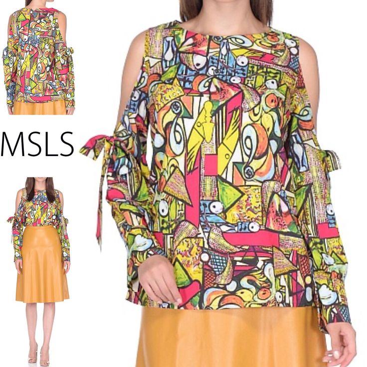 MSLS blouse midi skirt msls.ru