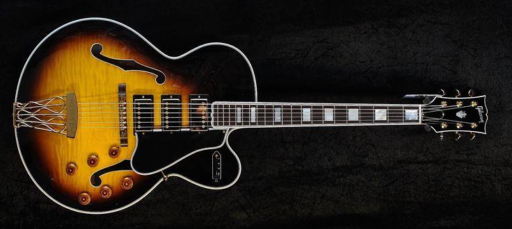 Gibson Nashville Custom Historic ES5 Switchmaster Vintage Sunburst | Coda Music