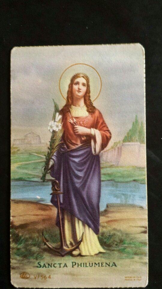 Eli V - 564 - Sancta Philomena