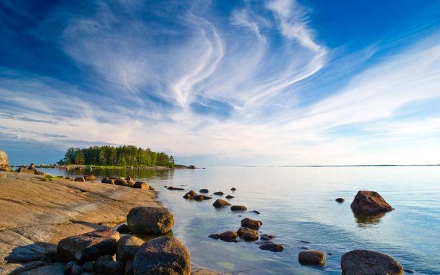 die wunderschöne Insel Rain in der Region Kotka http://finnland-rundreisen.com/de/Reiseziele/Kotka
