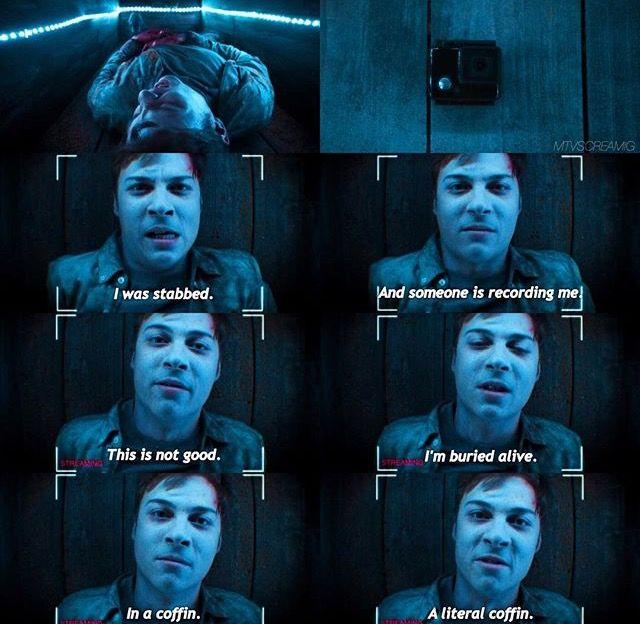 #Scream #Season2 #2x10