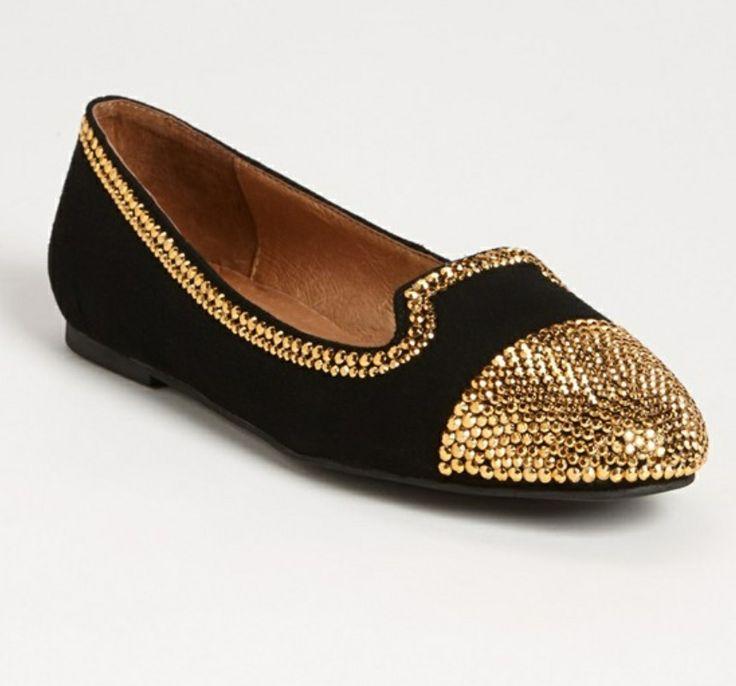 Jeffery Campbell Flats #shoes