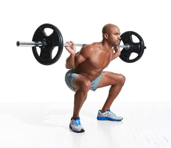 7 Squat Variations to Build Muscular Legs-Visit our website at http://www.pbgyms.com for a FREE TRIAL PASS