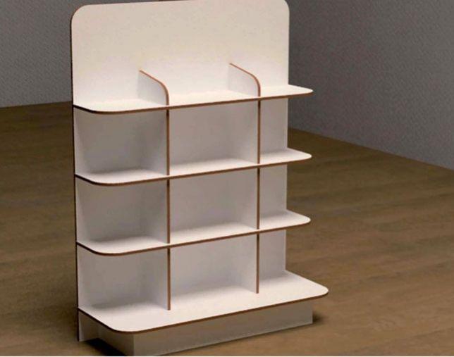 Best 10 estantes de carton ideas on pinterest estante - Muebles de carton ...