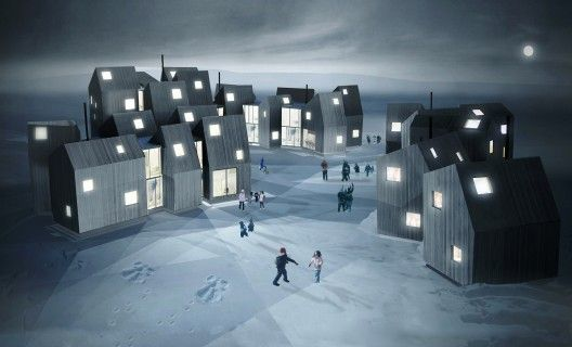 House of Families / Fantastic Norway | ArchDaily