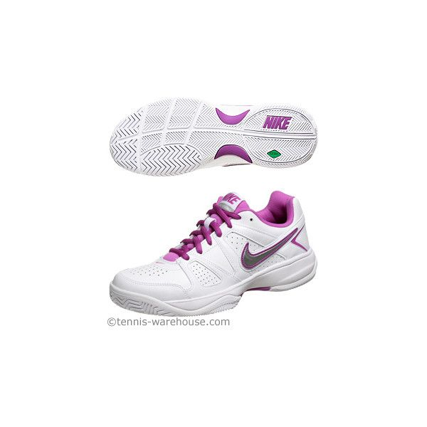 Nike City Court VII Wh/Magenta Womens Shoe (820 ARS) ❤ liked on Polyvore featuring shoes, pumps, nike, tennis shoes, magenta pumps, tenny shoes, magenta shoes and tennis court shoes